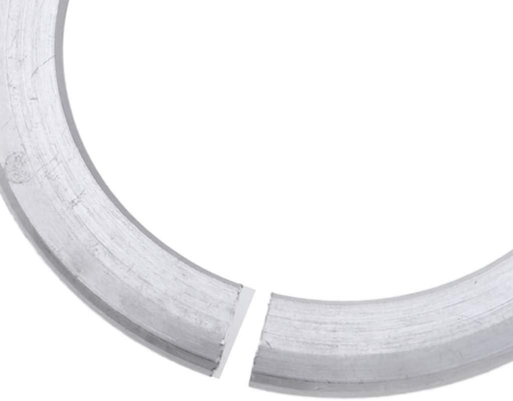 P Prettyia Universal Bike Headset Base Fork Open Crown Race Replacement Headset Ring