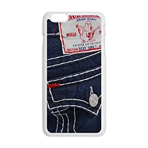 Ture Rehgon Cowboy Fashion Comstom Plastic case cover For Iphone 6 Plus