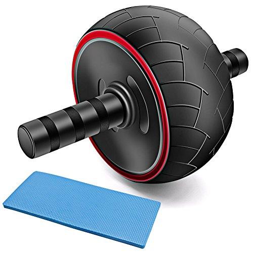 Feeyoo Ab Roller Exercise Wheel - Core Training Wheel Abs Abdominal Workout...