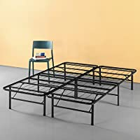 Zinus 14 Inch Classic SmartBase Mattress Foundation, Platform Bed Frame, Box Spring Replacement, Quiet Noise-Free, Under-bed Storage, Full