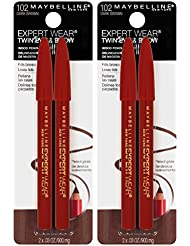 Maybelline New York Expert Wear Twin Brow & Eye Pencils...