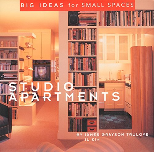 Studio Apartments: Big Ideas for Small Spaces