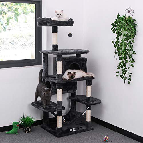Buy cat tree for small apartment