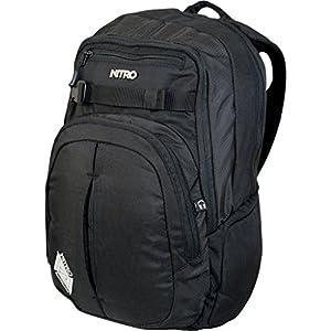 Nitro Snowboards Rucksack Chase, black, 51 x 37 x 23 cm, 35 Litre, 878014