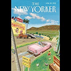 The New Yorker, April 20th 2015 (William Finnegan, James Verini, Peter Schjeldahl)