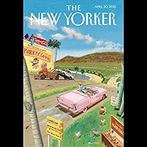 The New Yorker, April 20th 2015 (William Finnegan, James Verini, Peter Schjeldahl) Periodical