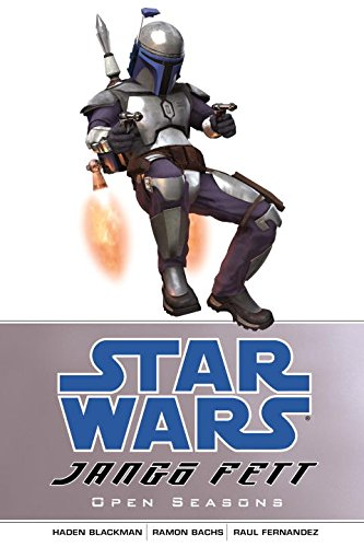 Star Wars  Jango Fett  Open Seasons