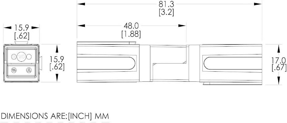 Red Housing 10Pcs//Black Housing 10Pcs 6AWG, Red/&Black ANKG 75 Amp 600 Volt Powerpole Connectors Kit, W//6AWG Contact