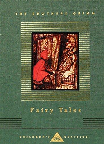 Fairy Tales (Everyman's Library Children's Classics Series)