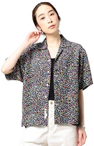 暴徒シェアトリップ(ビューティ&ユース ユナイテッドアローズ) <TOWN> プリントオープンシャツ 16165990297