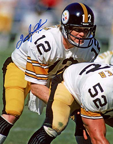 brand new e1537 1e5e7 TERRY BRADSHAW signed autographed NFL PITTSBURGH STEELERS ...