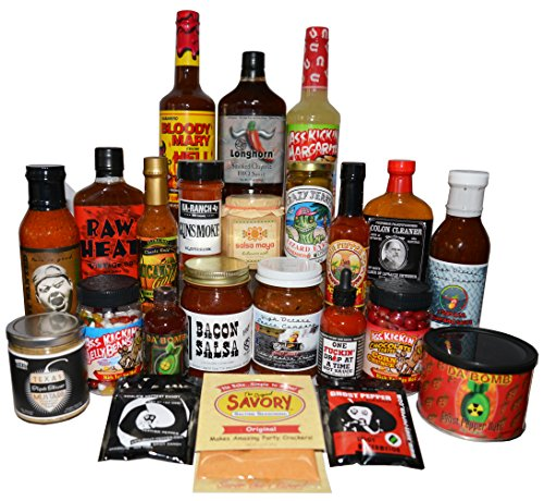 Just Enough Heat Spicy Food & Hot Sauce of the Month Club - Premium (2 Months)