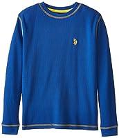 U.S. Polo Assn. Big Boys' Long-Sleeve Th...