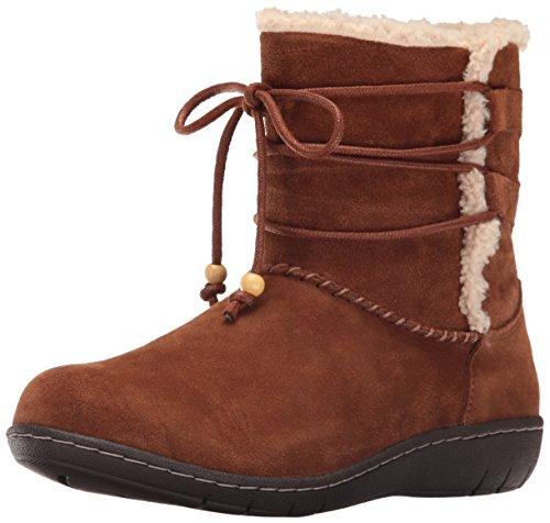 Skechers Women's Washington-Bellevue Cozy Boot - Chestnut...