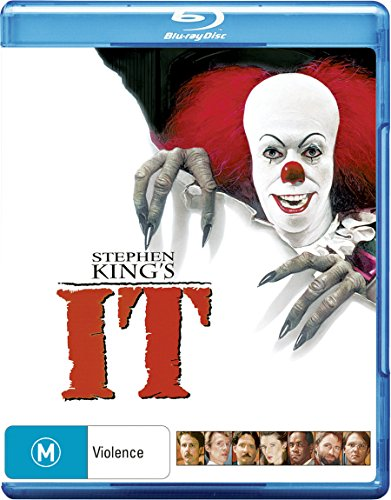 IT | Stephen King's | NON-USA Format | Region B Import - Australia