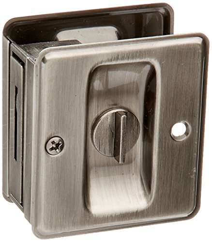 IVES SC991B-620 Sliding Door Lock, ()