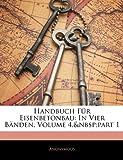 Handbuch Für Eisenbetonbau, Anonymous, 1143969901