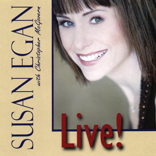 Susan Egan Live! (2 For 1) by Lml Music