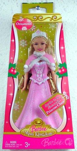 Amazoncom Barbie Mini Kingdom Barbie In The Nutcracker Princess