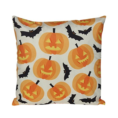 Gotd Halloween Pillow Cushion Cover Home Decor Decorations 45cm45cm18X18'