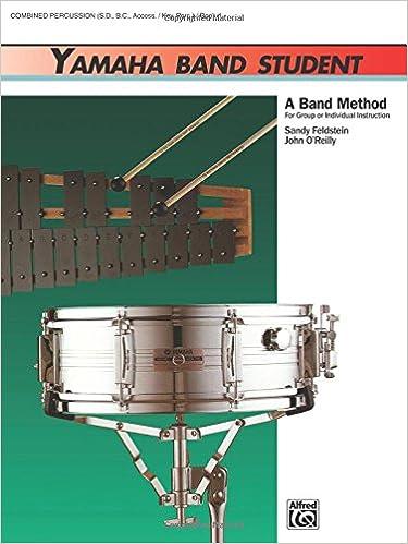 Instruction Books, Cds & Video Yamaha Keyboard Percussion Book 1 Percussion