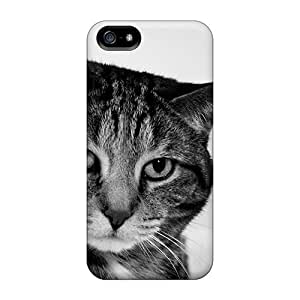 First-class Case Cover For iphone 4 4s Dual Protection Cover Cat