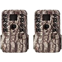 Moultrie M-40 16MP 80 FHD Video Infrared Game Trail Camera, 2 Pack | MCG-13181