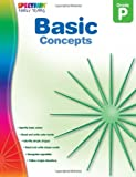 Basic Concepts, Grade PK, Carson-Dellosa Publishing Staff, 1936024985