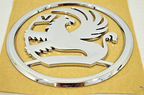 93191551 : TAILGATE/REAR GRIFFIN BADGE/EMBLEM - Genuine OE - New from LSC