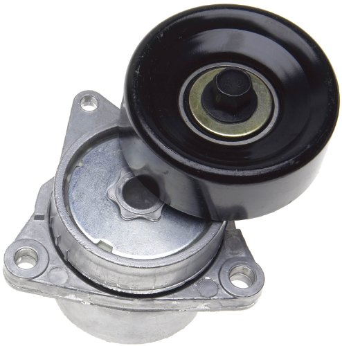 ACDelco 38284 Professional Automatic Belt Tensioner and Pulley Assembly
