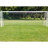 Wollowo 24ft x 8ft Professional Size Football/Soccer Goal Replacement Net Fits Full Size Goal