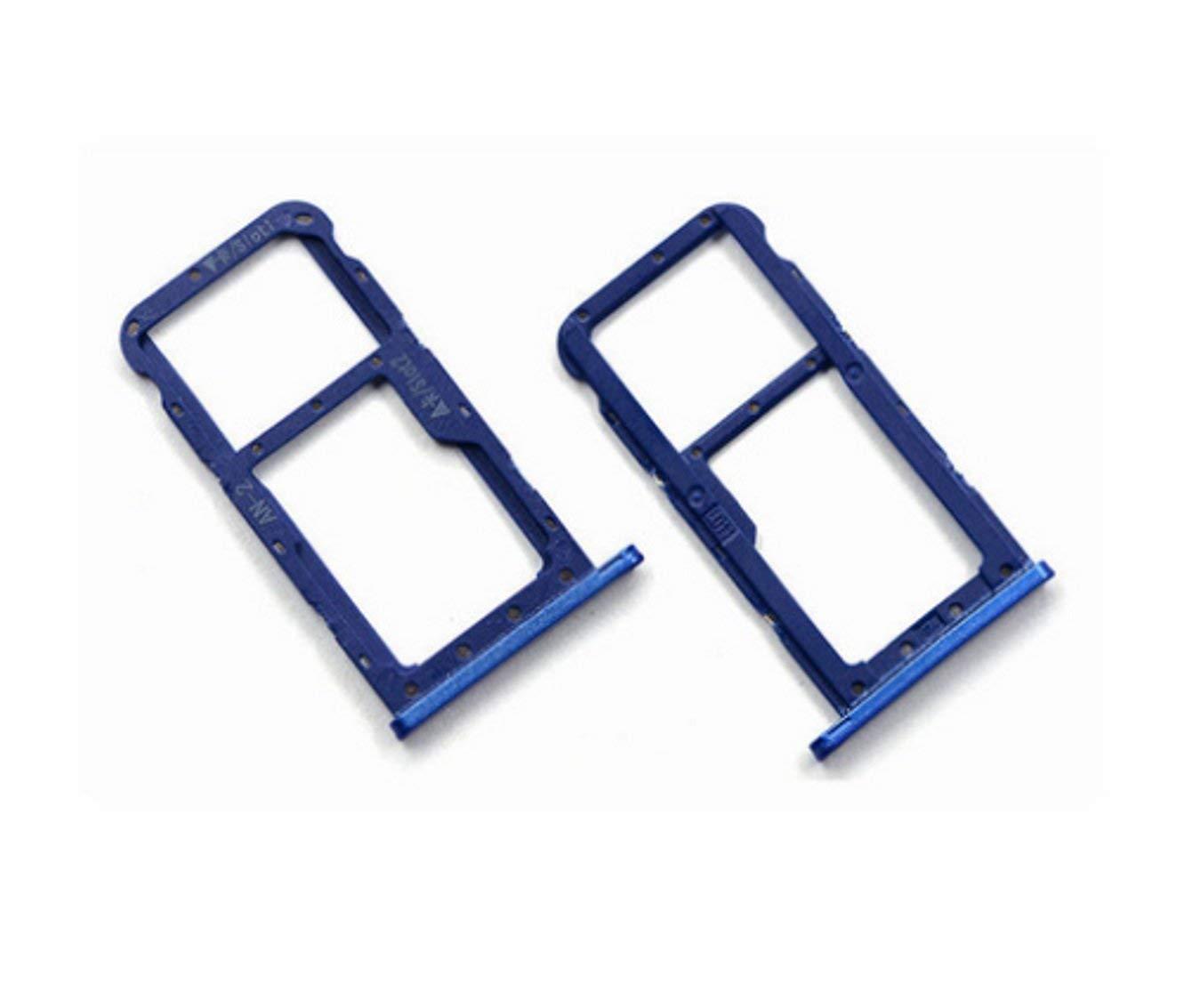 para Huawei P20 Lite ALLOGGIO Adaptador Slip Porta Tarjeta ...