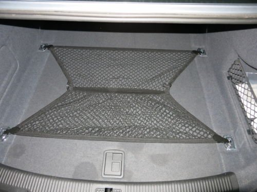 Floor Style Trunk Cargo Net for AUDI A6 RS6 S6 A6 Quattro ()