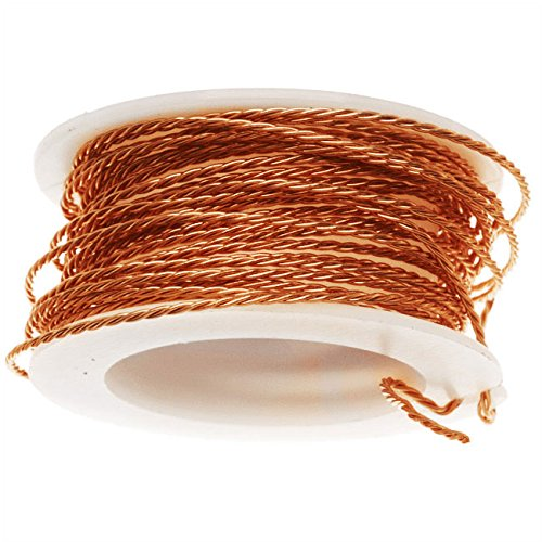 Twisted Copper Wire - 1