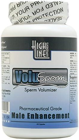 Volusperm Men Capsules Fertility Supplement product image