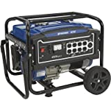 Powerhorse Portable Generator 4000 Surge Watts, 3100 Rated Watts, EPA Compliant