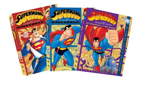 Superman: The Animated Series, Volumes 1-3 (DC Comics Classic Collection) by WarnerBrothers