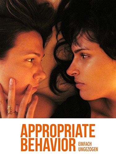 Filmcover Appropriate Behavior, einfach ungezogen
