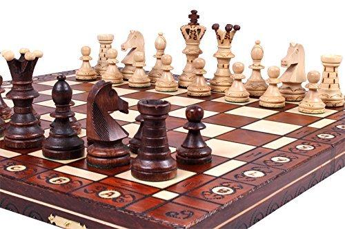 有名ブランド The Storage Jarilo - Unique B01MFGO6N0 Wood Chess Set, Pieces, Chess Jarilo Board & Storage by ChessCentral B01MFGO6N0, 【予約中!】:9eca285b --- cygne.mdxdemo.com