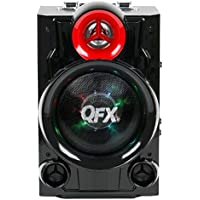QFX PBX-9080 Battery Powered Portable Bluetooth Speaker