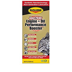 Rislone Nano Prime Synthetic Engine & Oil Additive, 1 Pack