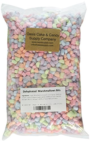 (OASKA Kraft Assorted Dehydrated Marshmallow Bits, Charms Cereal, 1)
