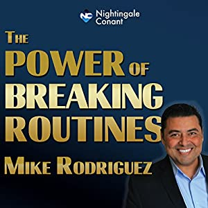 The Power of Breaking Routines Speech