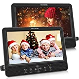 Best dual screen portable dvd player that play 2 different movie Our Top Picks