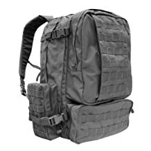 3 DAY ASSAULT PACK, BK by Condor