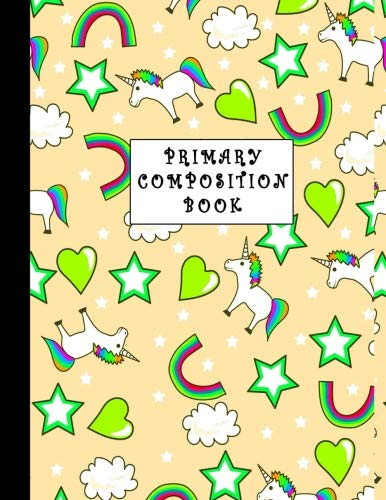 Download Primary Composition Book: Primary Composition Notebook With Picture Space, Primary Composition Journal Grades K-2 to Early Childhood, 100 Pages Of ... 8.5x11 (Primary Writing Journal) (Volume 3) pdf