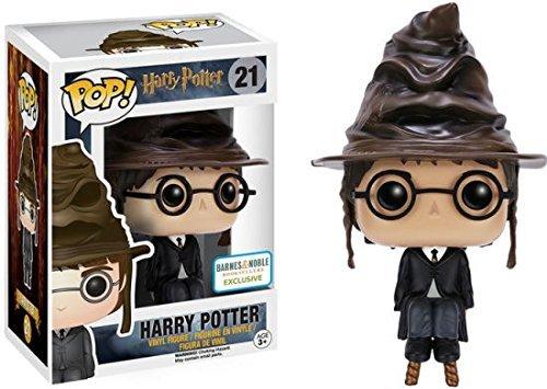 Funko Pop! Movies: Harry Potter Sorting Hat Exclusive 21