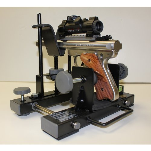 Rifle Shooting Vise - 9