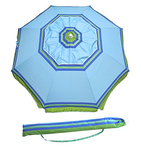 Review YATIO—7ft Beach Umbrella with