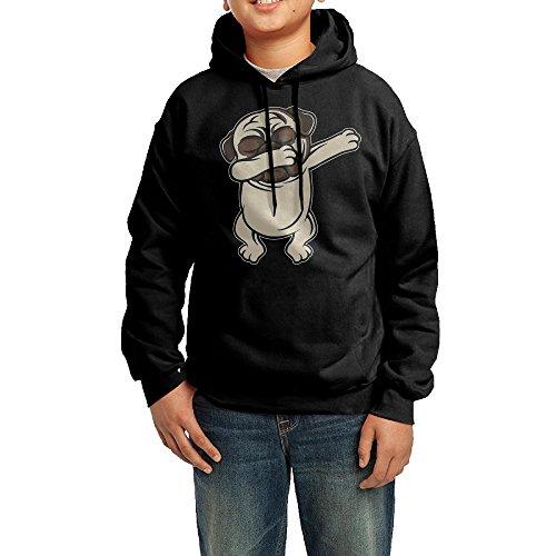 ys&girls Pullover Hoodie Sweatshirt M (Cancer Kids Hoodie)